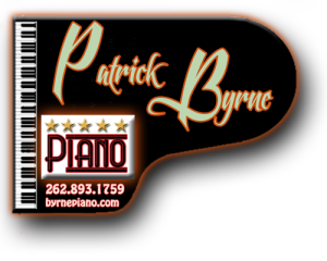 Patrick Byrne, Piano, Wedding, Party, Special Event