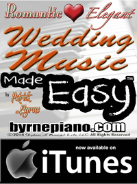 Wedding Music, Wedding Cereony, Wedding Service, Piano,Wedding Music Made Easy Podcast Series