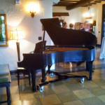 Patrick Byrne, piano, wedding, University Club, Madison, Wisconsin