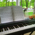 Patrick Byrne, piano, wedding gig, New Berlin Hills Country Club, New Berlin, Wisconsin