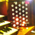 Patrick Byrne has played organ at the Sigma Alpha Epsilon Chapel, Northwestern University